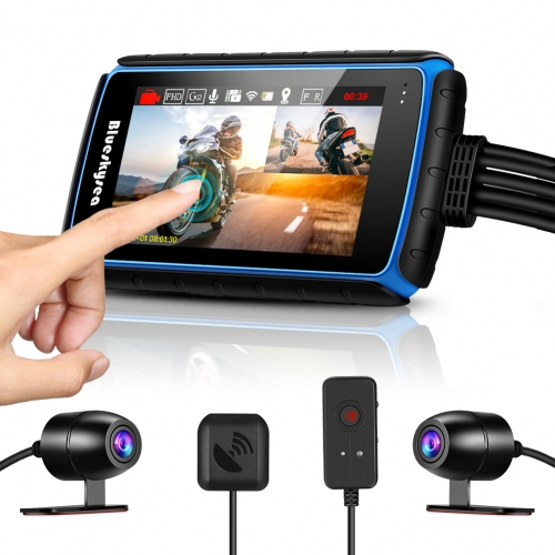 DV988 Motorcycle Dashcam